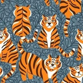 tigers-pattern