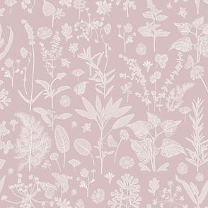 Herb Garden Blush