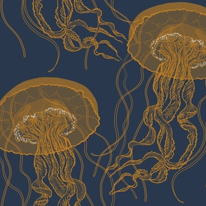 cozy jelly fish