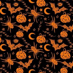 Halloween Magic Orange