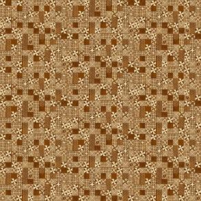 Brown Tapa small