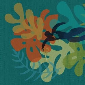 Matisse Paper Garden