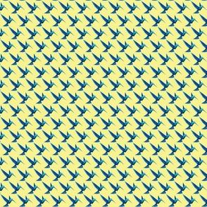 hummingbird blue-ch
