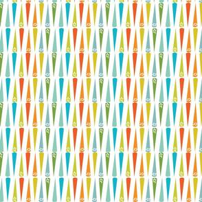 Tear Drop Stripes
