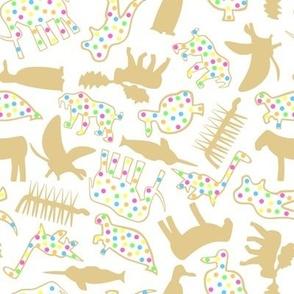 Extinct Animal Crackers