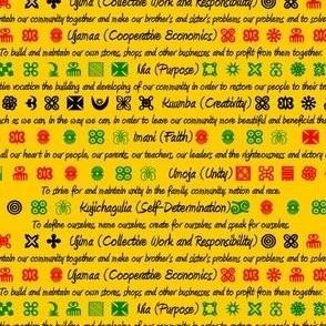 Kwanzaa Principles-107