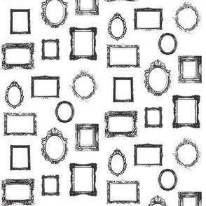 Frames Black and White