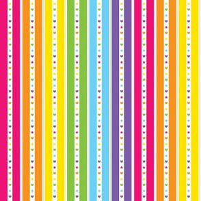 Candy Necklace Stripes