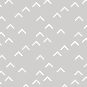 Random Arrows_Gray