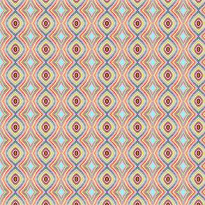 Watercolour Stripes
