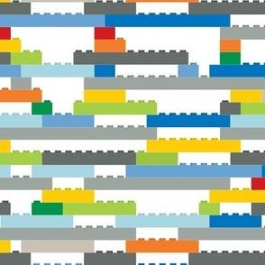 Interlocking Brick Wall
