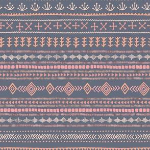 Tribal Geo Stripe