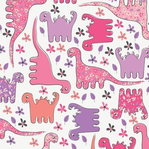 Dino (Pink)