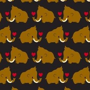 Kawaii Mammoths