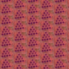 Grapes on Bricks