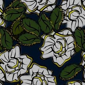 50s_Floral - Memphis Tender Mercies