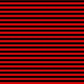 Doll Stripe Red/Black