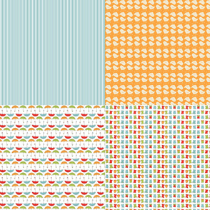 Fat Quarter Bundle - Spring Picnic