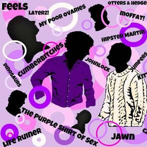 The Purple Shirt of Sex