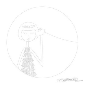 BFF embroidery pattern part 1