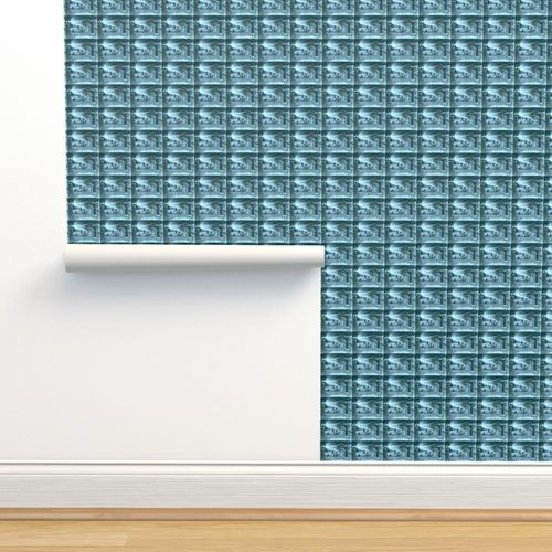 Wallpaper Tesla Coil Blue