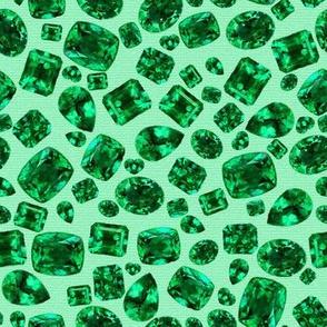 Wizard of Oz - Green Emeralds
