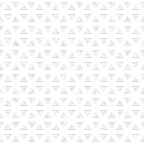 Triangles grey