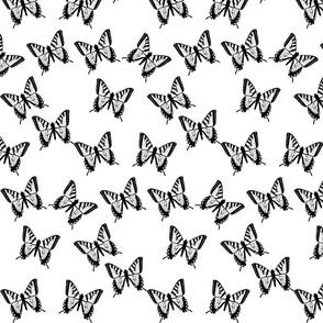 Scattered Butterflies