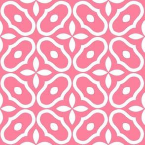 Mosaic - Berry Pink
