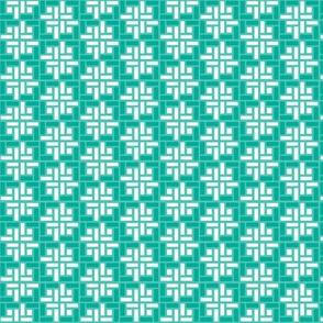 Chippendale Plaid Emerald