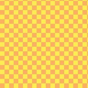 Halloween Checkerboard