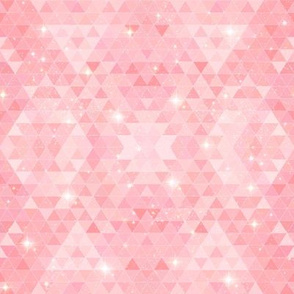 Geometric Stars & Stripes