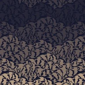 Flight of Pigeons (dark)