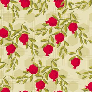 Trailing Pomegranates