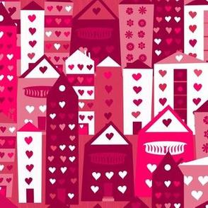 city in love