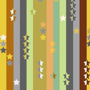Stripes and stars - boys multi