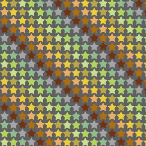 stripes of stars - diagonal - boys multi