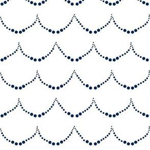 Navy Waves