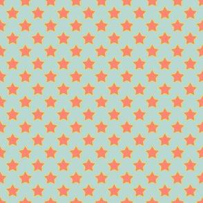 Mint Coral Star 2
