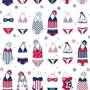 Stars, Stripes & Swimming - © Lucinda Wei
