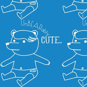 beary cute-blue