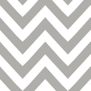 chevron light grey