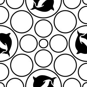 01270142 : dolphin dots
