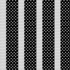 Spots in Stripes