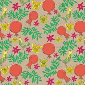 Pomegranate tree 2