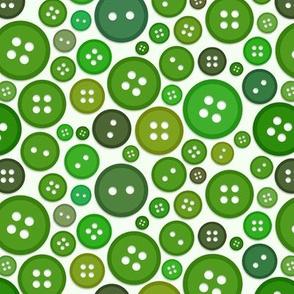 Buttons - Greens