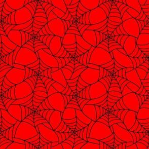 spiderweb red