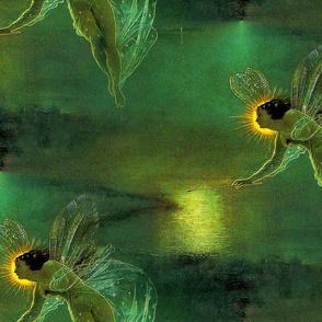 John Atkinson Grimshaw's Spirit of the Night