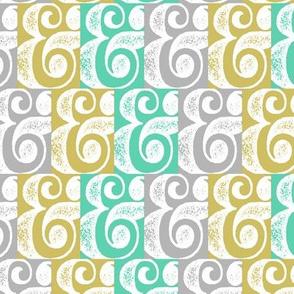 woodblock ampersand