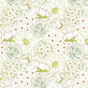 Big Blooms - Lil' Version